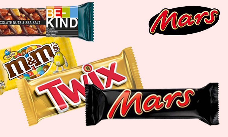 Mars e snack