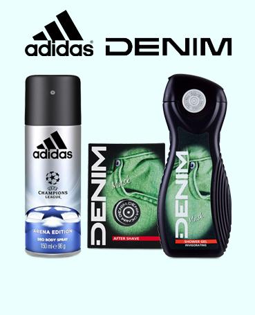 Adidas & Denim